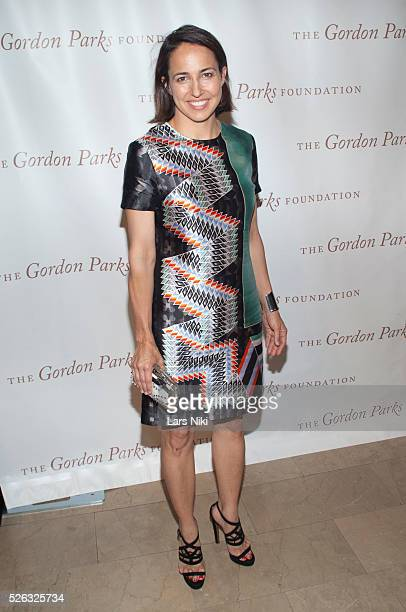 Anne Fulenwider attends the Gordon Parks Foundation Awards Dinner at the Plaza Hotel in New York City �� LAN