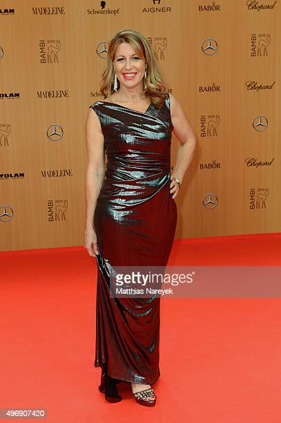 Anne Gesthuysen attends the Bambi Awards 2015 at Stage Theater on November 12 2015 in Berlin Germany