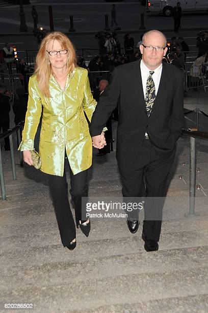 Anne Gibney and Alex Gibney attend VANITY FAIR Tribeca Film Festival Party hosted by GRAYDON CARTER ROBERT DE NIRO and RONALD PERELMAN at The State...