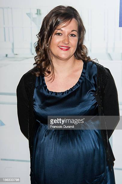 Anne Girouard attends the premiere of 'No Limit' a Europacorp And TF1 Series Launch at UGC George V on November 13 2012 in Paris France