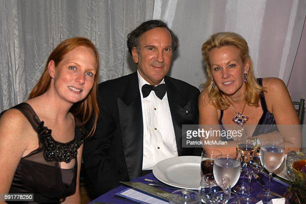 Anne Grauso Jonathan Farkas and Muffie Potter Aston attend The Henry Street Settlement 2005 Dinner Dance and Auction at The Puck Building on October...