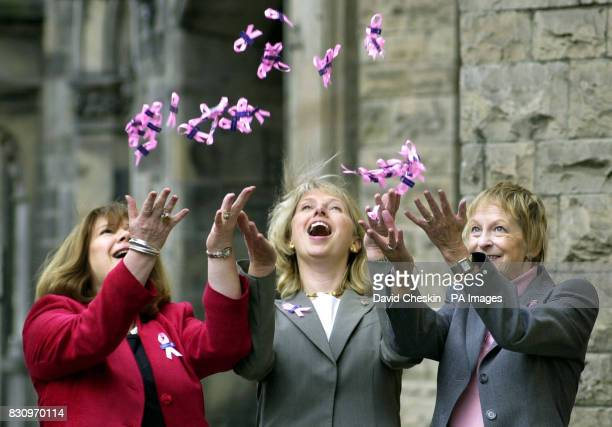 Anne Harding Scottish parliamentary researcher Rhona Brankin Member of Scottish parliament and Margaret Ewing * Scottish National Party Member of...