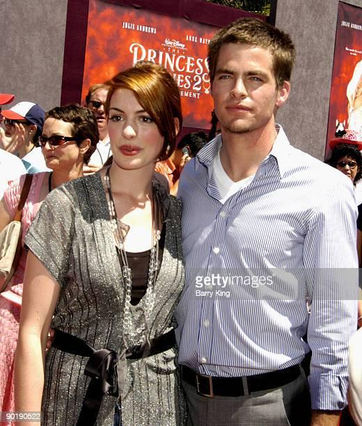 Chris Pine Princess Diaries Stock Photos And Pictures