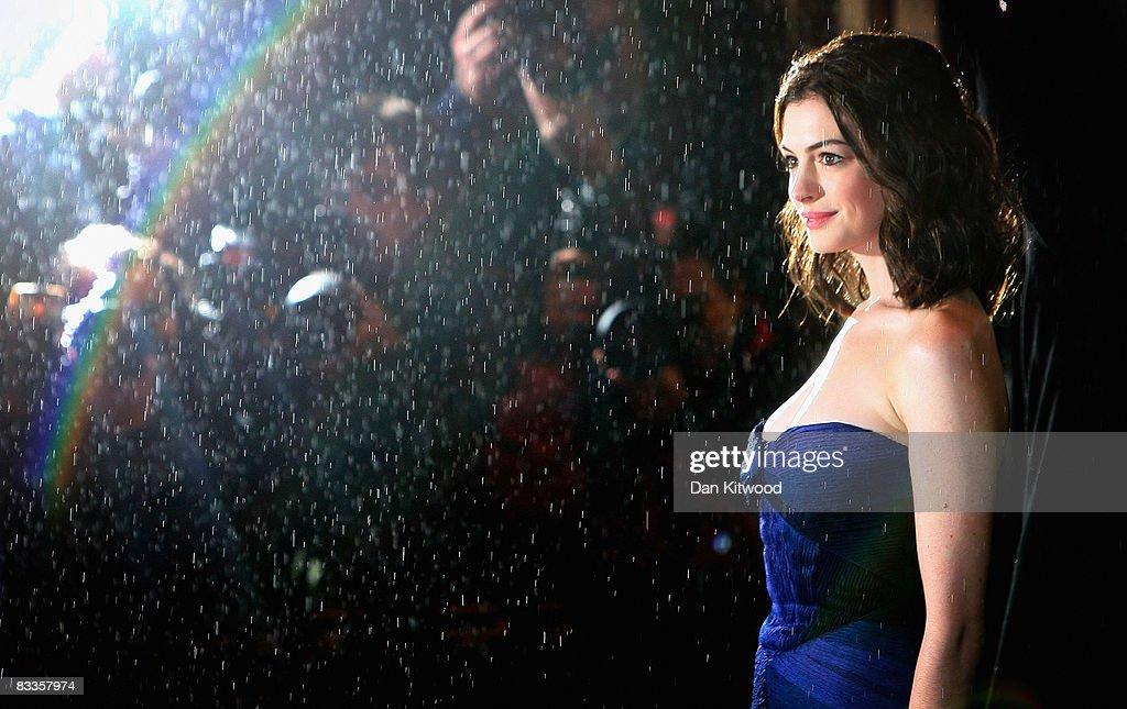 BFI 52 London Film Festival: 'Rachel Getting Married' - Red Carpet : ニュース写真