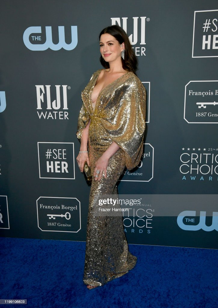 25th Annual Critics' Choice Awards - Arrivals : ニュース写真