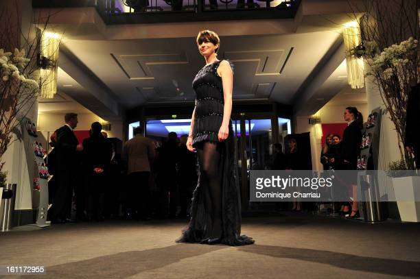 Anne Hathaway attends the 'Les Miserables' Premiere during the 63rd Berlinale International Film Festival at FriedrichstadtPalast on February 9 2013...