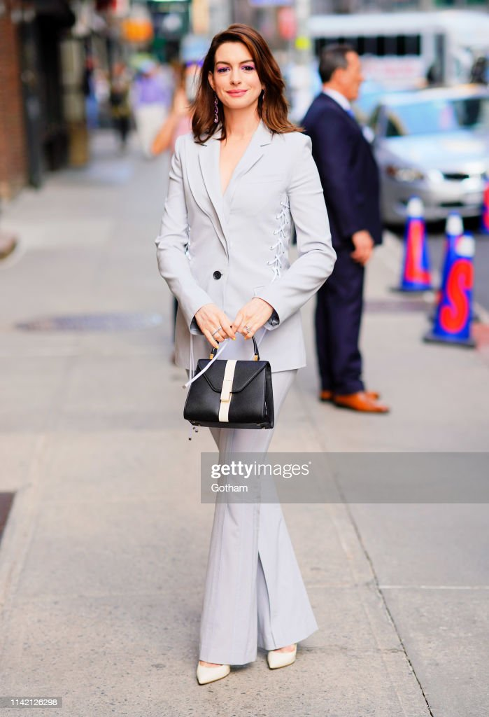 Celebrity Sightings In New York City - May 07, 2019 : News Photo