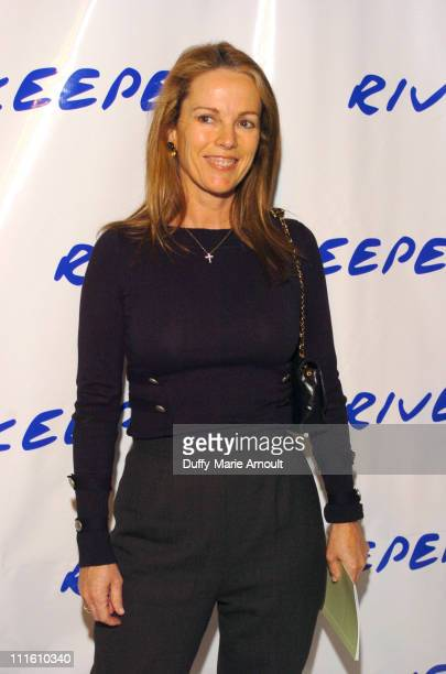 Anne Hearst during Robert F Kennedy Jr Hosts 2nd Benefit Photo Auction for Riverkeeper at Boylan Studios in New York City New York United States