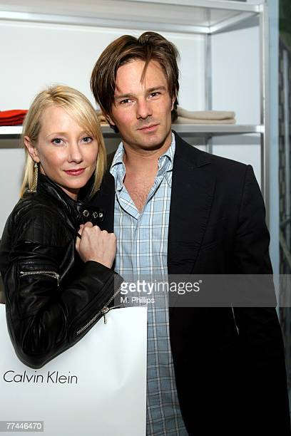 Anne Heche and Coleman Laffoon