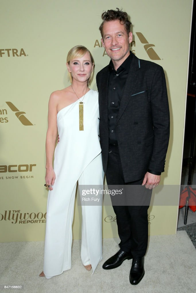The Hollywood Reporter And SAG-AFTRA Inaugural Emmy Nominees Night Presented By American Airlines, Breguet, And Dacor - Red Carpet : News Photo