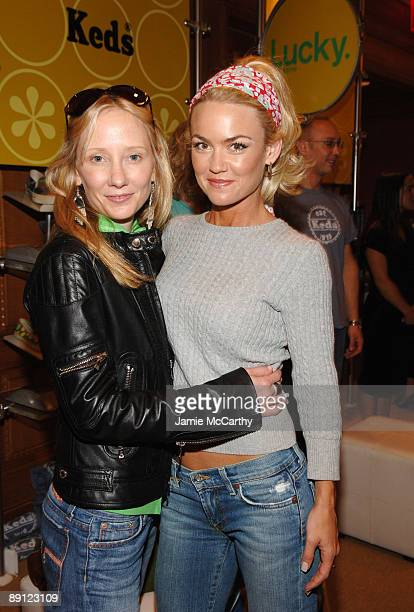 Anne Heche and Kelly Carlson