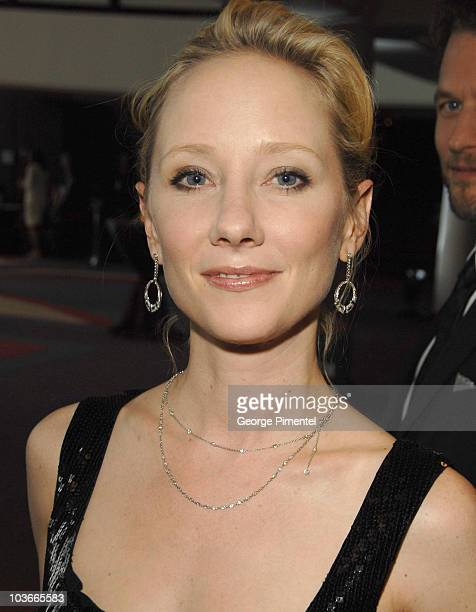 Anne Heche attends The 22nd Annual Gemini Awards at the Conexus Arts Centre on October 28, 2007 in Regina, Canada.