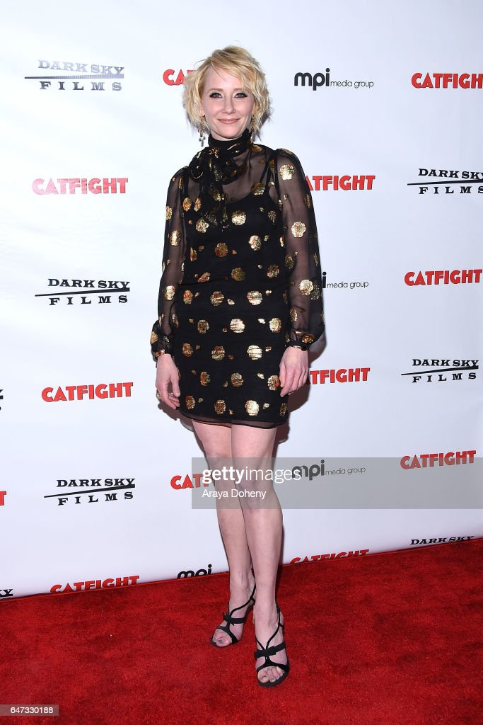"Premiere Of Dark Sky Films' ""Catfight"" - Arrivals"