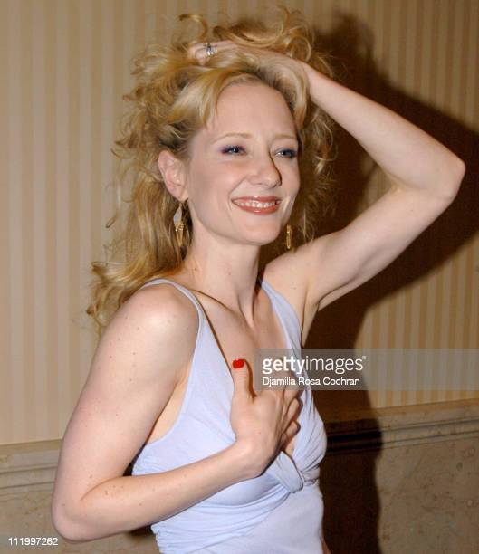 Anne Heche during 1st Annual Show People Tony Awards Party at Gotham Hall in New York City New York United States