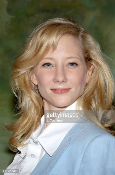 Anne Heche during 2004 American Theatre Wing Gala Annual Luncheon at The Pierre Hotel in New York City New York United States