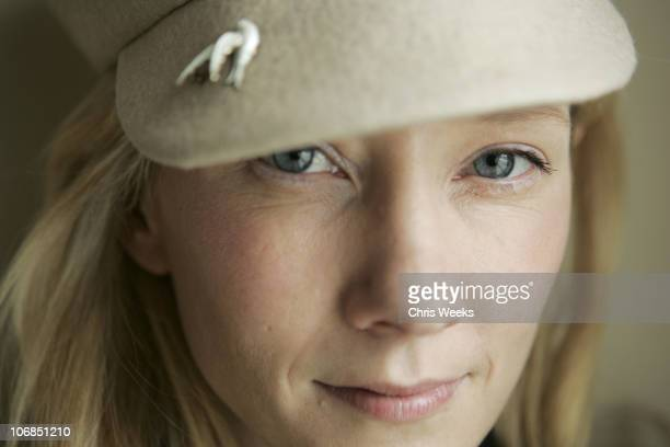 Anne Heche during 2005 Park City The Activision House Benefiting St Jude Children's Research Hospital at 262 Grant Avenue in Park City Utah United...