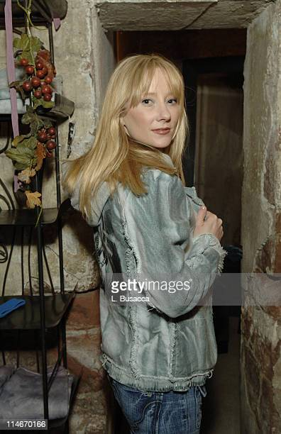 Anne Heche during 2006 Park City Hollywood Life House and Cadillac Lounge Day 2 at 518 Main Street in Park City Utah United States