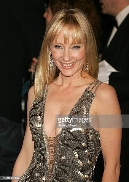 Anne Heche during 2006 Vanity Fair Oscar Party Hosted by Graydon Carter Arrivals at Morton's in West Hollywood California United States