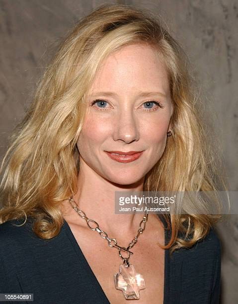 Anne Heche during FX Networks Nip/Tuck 3rd Season Premiere Screening After Party at Geisha House in Hollywood California United States