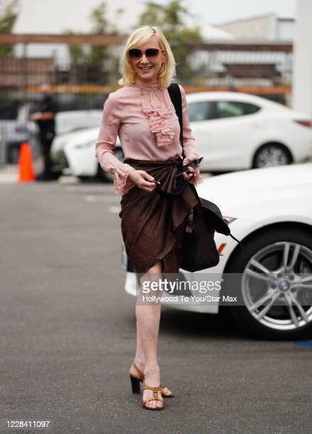 Anne Heche is seen on September 08 2020 in Los Angeles California