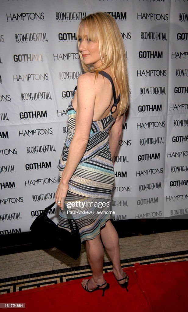 Kim Cattrall Hosts the Star-Studded Anniversary Celebration of Gotham and LA Confidential Magazines – Arrivals : News Photo