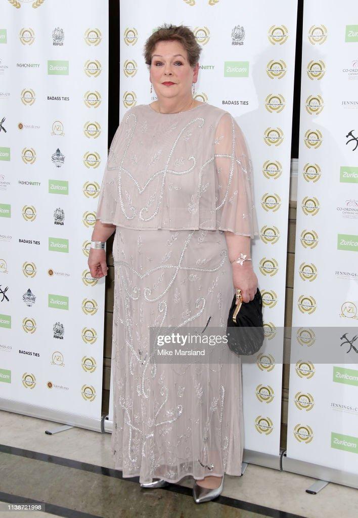 National Film Awards UK - Red Carpet Arrivals : News Photo