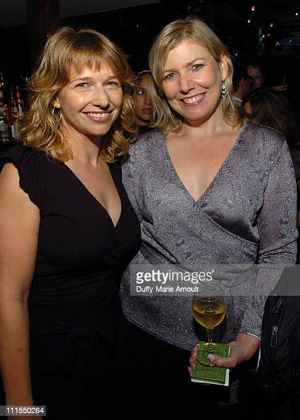 Anne Hubbell of Kodak and Susan Boehm Managing Director of IFP International Programs