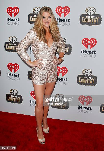 Anne Hudson attends the 2016 iHeartCountry Festival at The Frank Erwin Center on April 30 2016 in Austin Texas
