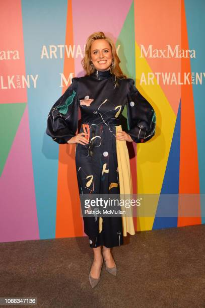 Anne Huntington attends 24th Annual ARTWALK NY at Spring Studios on November 28 2018 in New York City