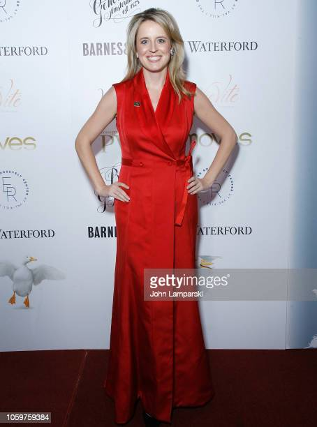 Anne Huntington attends Moves Magazine 2018 Power Women Gala at Second Events Space on November 9 2018 in New York City