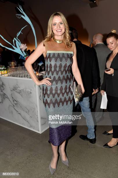 Anne Huntington attends the 2017 ARTWALK NY Benefiting Coalition for the Homeless at Spring Studios on November 29 2017 in New York City