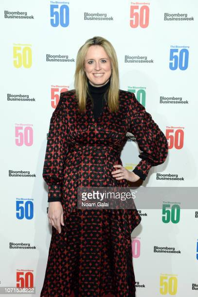 Anne Huntington attends 'The Bloomberg 50' Celebration at Cipriani 25 Broadway on December 10 2018 in New York City