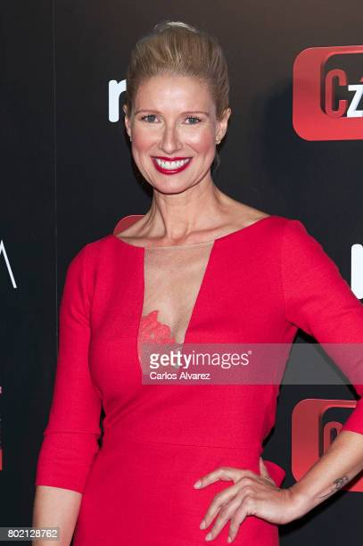 Anne Igartiburu attends 'Corazon' TV programme 20th Anniversary at the Alma club on June 27 2017 in Madrid Spain