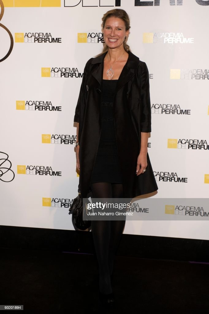 Celebrities Attend 'Academia del Perfume' Awards in Madrid