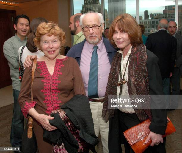 Anne Jackson, Eli Wallach and Lee Grant, Executive Producer