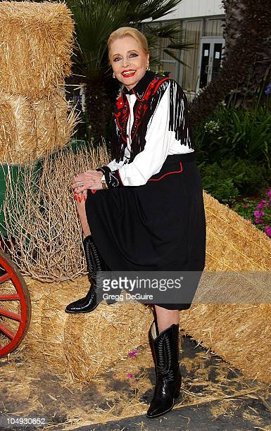 Anne Jeffreys during 49th Annual Share Boomtown Party at Santa Monica Civic Auditorium in Santa Monica California United States