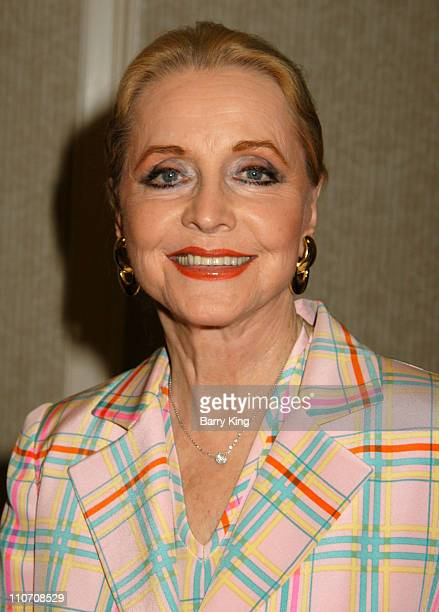 Anne Jeffreys during Hollywood Collectors Celebrities Show 2004 at Beverly Garland's Holiday Inn in North Hollywood California United States