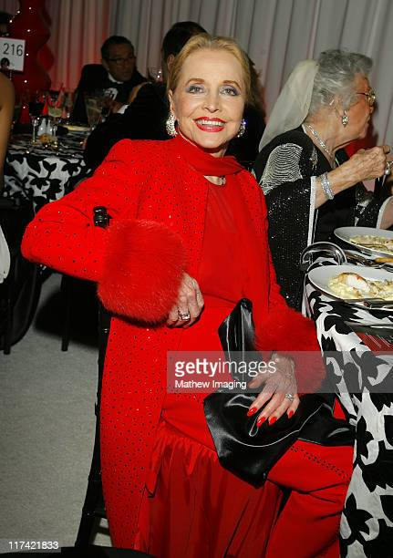 Anne Jeffreys during Los Angeles Philharmonic Opens Fourth Season at Walt Disney Concert Hall at Walt Disney Concert Hall in Los Angeles California...