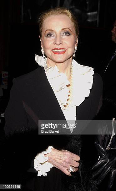 Anne Jeffreys during Opening Night of 'Match' After Party at Metronome in New York New York United States