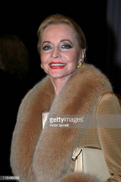 Anne Jeffreys during Opening Night of 'The Graduate' Los Angeles at Whilshire Theatre in Beverly Hills California United States