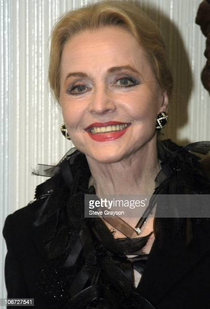 Anne Jeffreys during Renee Taylor's OneWoman Stage Portrait An Evening With Golda Meir Premiere Engagement at The Canon Theater in Beverly Hills...