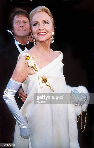 Anne Jeffreys during The 70th Annual Academy Awards Red Carpet at Shrine Auditorium in Los Angeles California United States