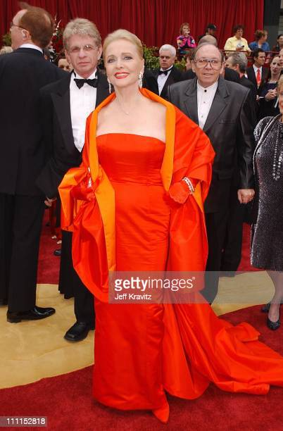Anne Jeffreys during The 74th Annual Academy Awards Arrivals at Kodak Theater in Hollywood California United States