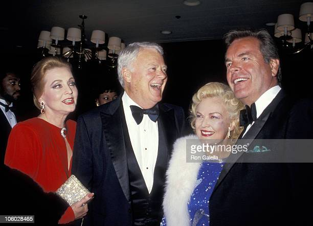 Anne Jeffreys Robert Sterling June Haver and Robert Wagner
