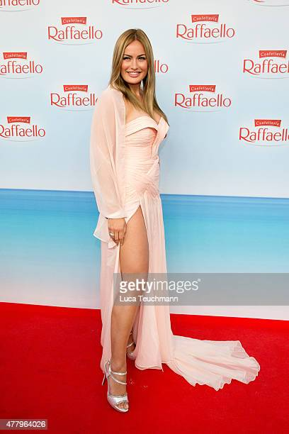 Anne Julia Hagen attends Raffaello Summer Day 2015 on June 20 2015 in Berlin Germany