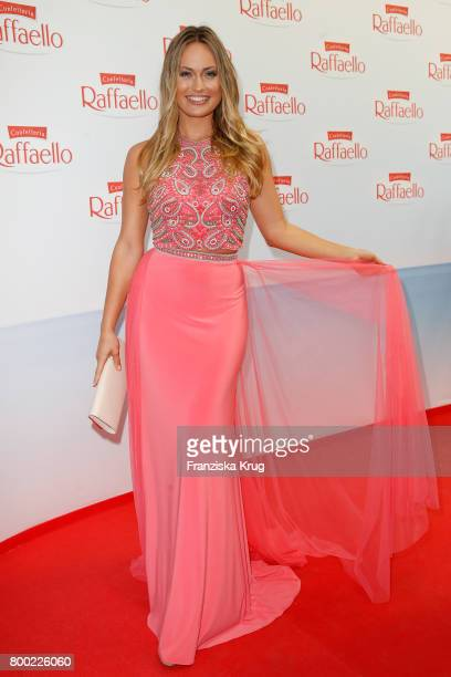 Anne Julia Hagen attends the Raffaello Summer Day 2017 to celebrate the 27th anniversary of Raffaello on June 23 2017 in Berlin Germany