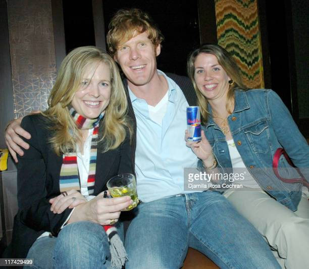 Anne Lalas Alexi Lalas New York Red Bull President/General Manager and Judy Canetti