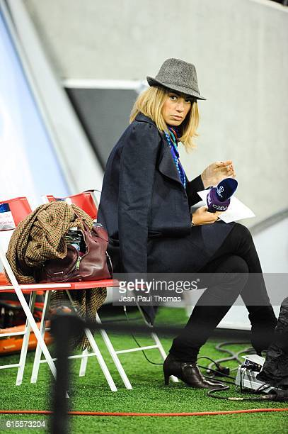 Anne Laure Bonnet during the Champions League match between Lyon and Juventus at Stade des Lumieres on October 18 2016 in DecinesCharpieu France