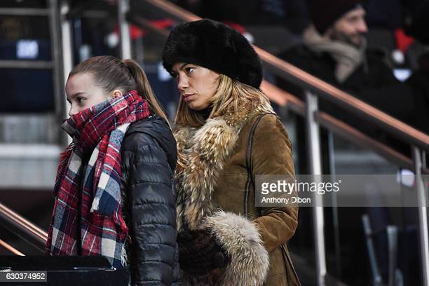 Anne Laure Bonnet during the Ligue 1 match between Paris Saint Germain PSG and FC Lorient at Parc des Princes on December 21 2016 in Paris France
