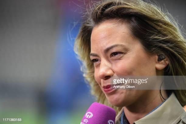 Anne Laure BONNET during the Women'S UEFA Champions League 1/16 second leg match between Paris Saint Germain and Braga on September 26 2019 in Paris...